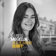 Demi van der Helm - Administratief medewerker