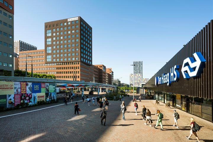 Johanna Westerdijkplein 1, Den Haag