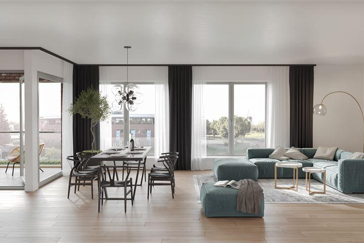 Appartement 1.5 (Bouwnr. 14)