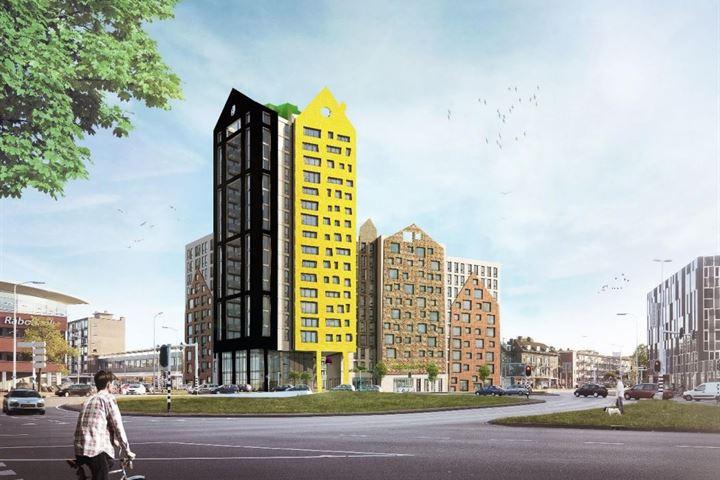 Marconilaan/hoek Boschdijk, Eindhoven