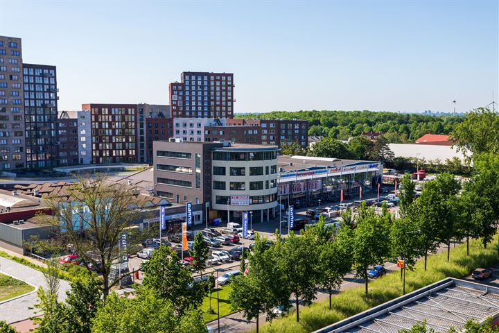Lammenschansweg 130 d, Leiden