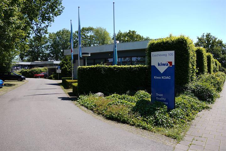 Esscheweg 105, Vught