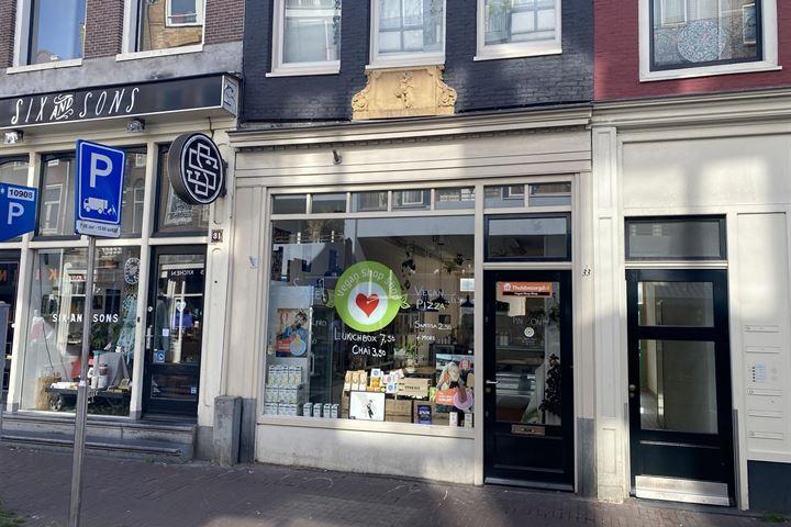 Haarlemmerdijk 33, Amsterdam