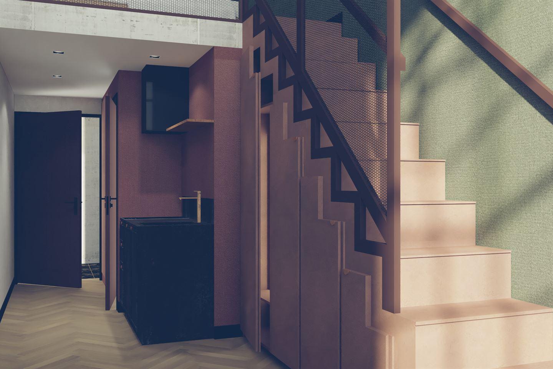 Bekijk foto 3 van Hotel De Timmerfabriek - K.123 (2p)