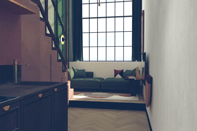 Bekijk foto 4 van Hotel De Timmerfabriek - K.123 (2p)