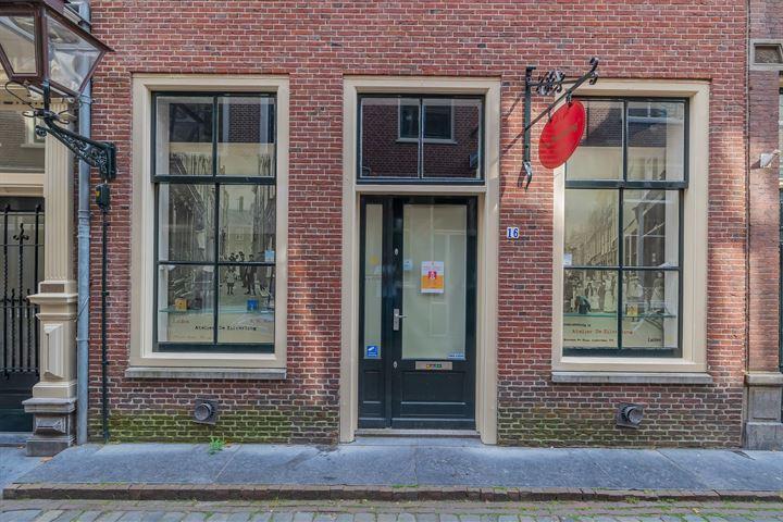 Pieterskerk-Choorsteeg 16, Leiden