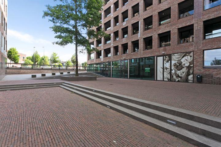 Gravinnen van Nassauboulevard 1 -6, Breda