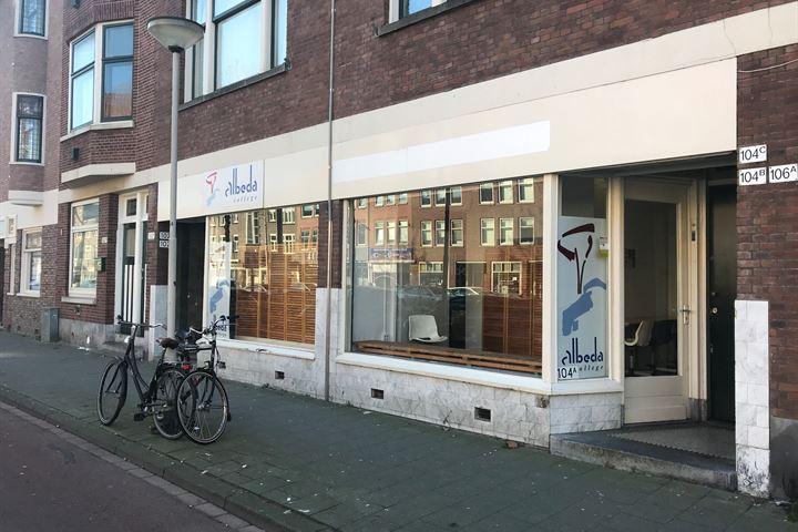 Strevelsweg 102 C 104 A, Rotterdam