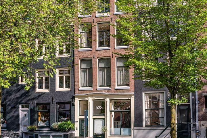 Prinsengracht 533 II