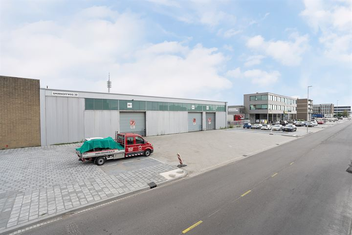 Smirnoffweg 20, Rotterdam
