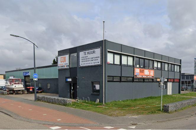 Hugo de Vriesstraat 1, Nieuw-Vennep