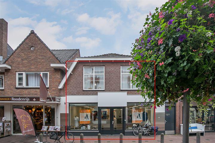 Rembrandtstraat 18, Naaldwijk