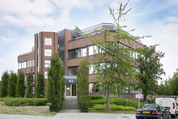 Albert Plesmanweg 63, Rotterdam