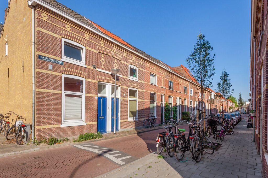 Bekijk foto 1 van Van Bleyswijckstraat 59
