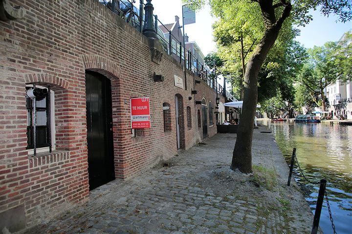 Oudegracht aan de Werf 62, Utrecht