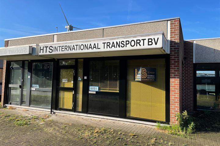 Hazeldonk 6051, Breda