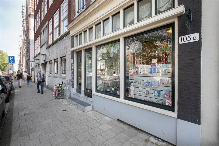 Geldersekade 105 - C, Amsterdam