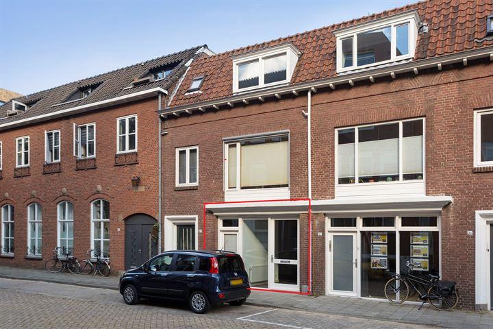 Maaslandstraat 21 B, Den Bosch
