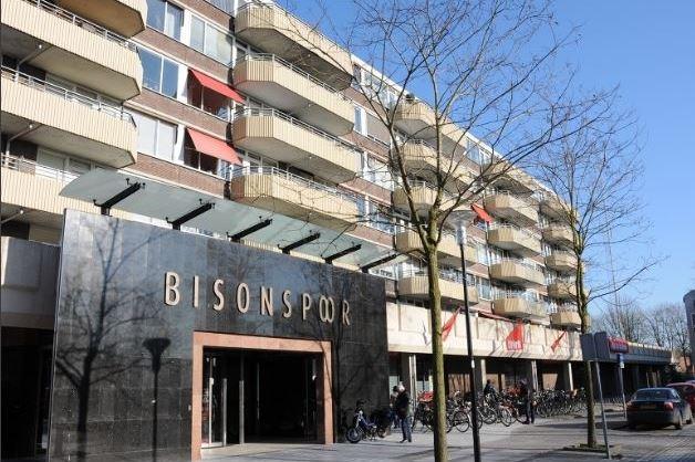 Bisonspoor 2192
