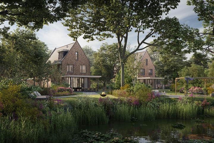 Landgoed in den Houte, De Bosrand