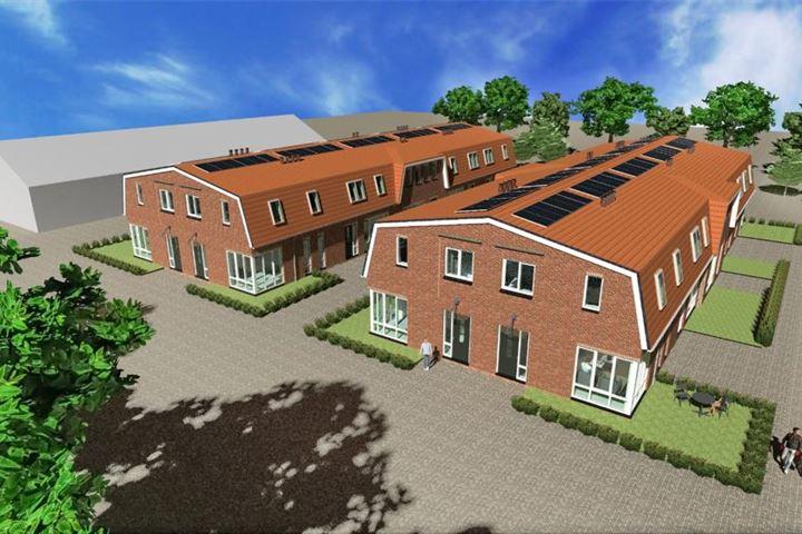 20 nieuwbouw huurwoningen Dennenweg