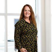 Angelique van der Linden - Secretaresse