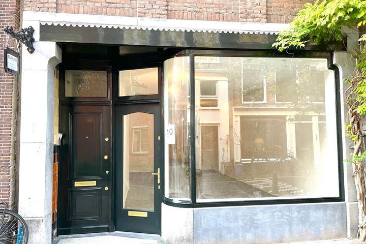 Eerste Boomdwarsstraat 10 -H, Amsterdam
