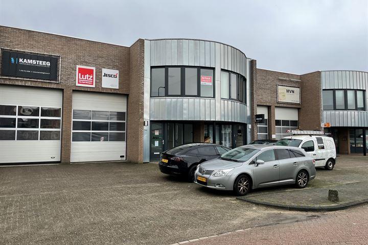 Nijverheidstraat 14 c, Ridderkerk